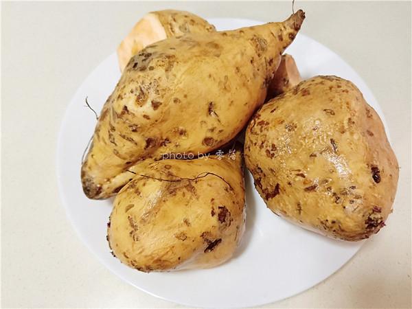 红薯干的步骤
