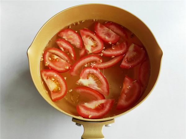低脂魔芋粉丝汤的步骤