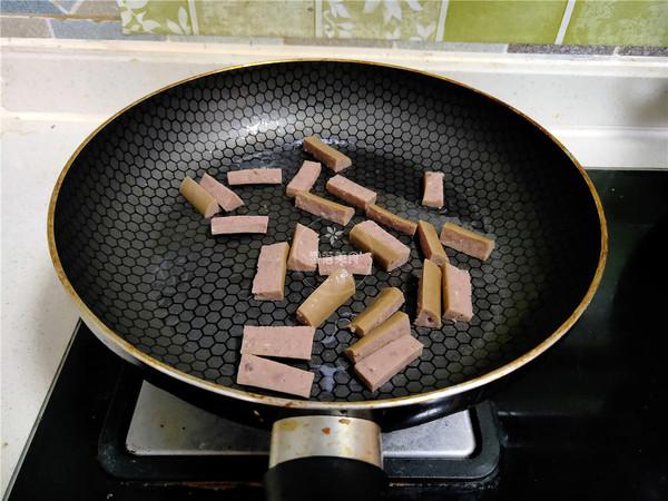 超级好吃的烤冷面的步骤