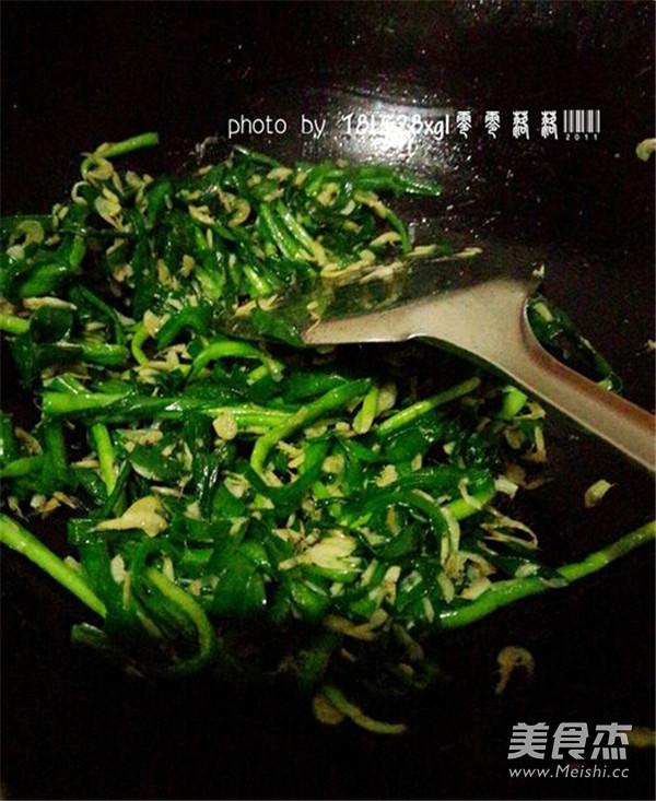 虾皮韭菜怎么做