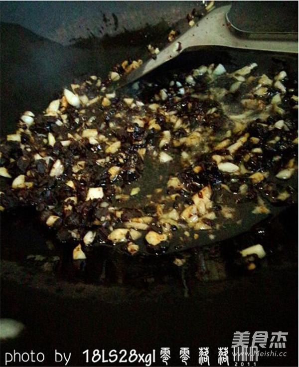 蒜蓉豆豉辣酱怎么做