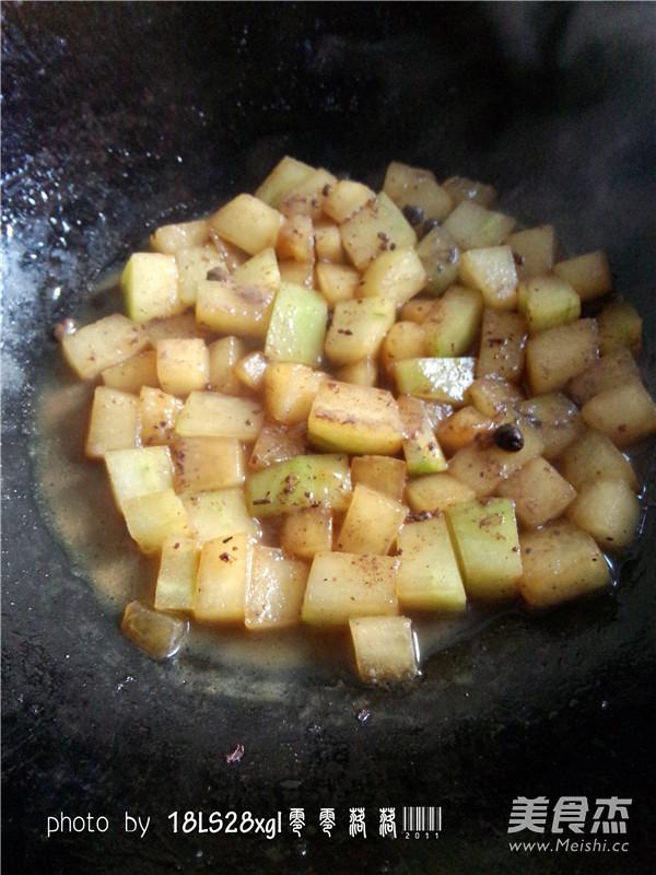 豆豉冬瓜怎么煮