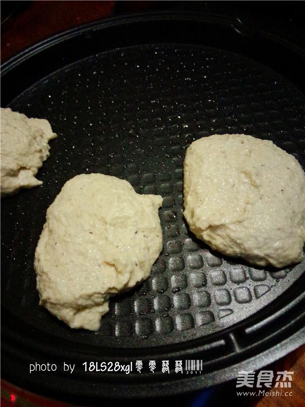 咸香豆渣饼怎么做
