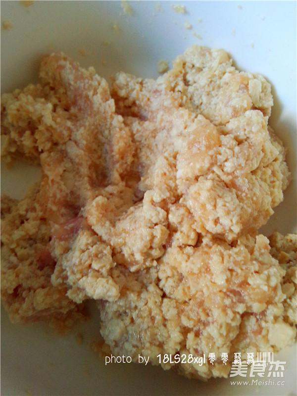 彩色鸡肉丸子的家常做法
