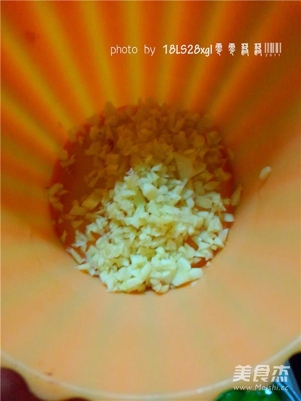 蒜泥荷兰豆的简单做法