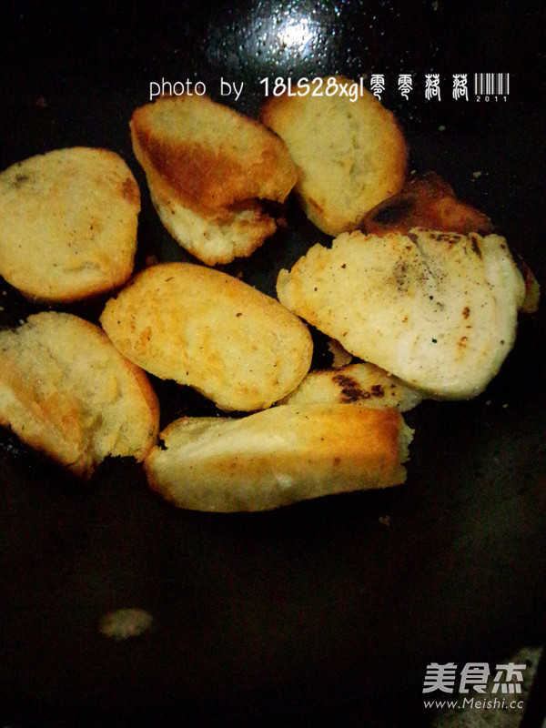 香煎馒头片怎么煮