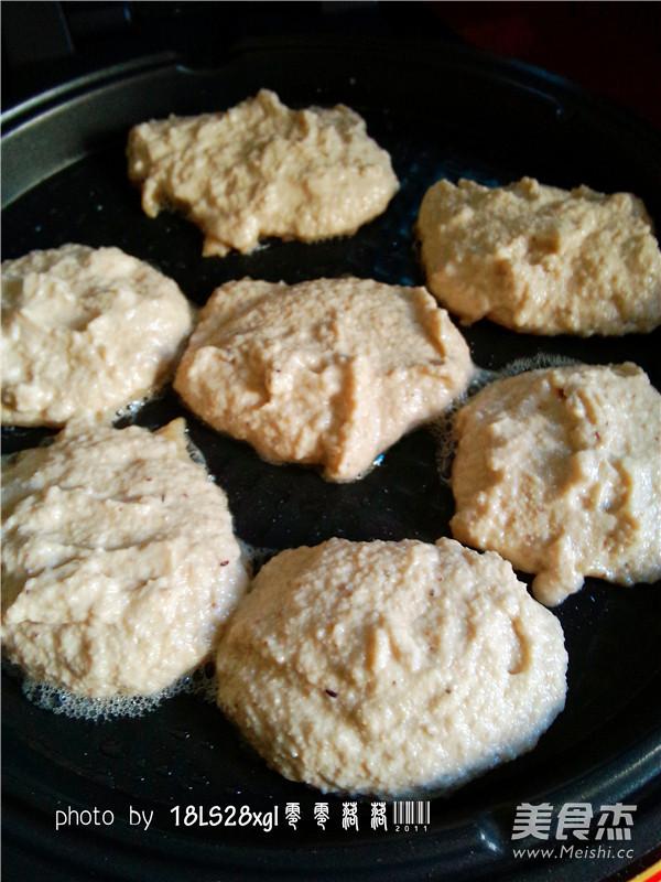 香甜豆渣饼怎么做