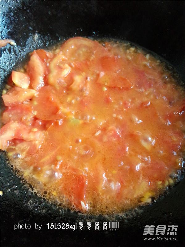 番茄玉米丁怎么炒