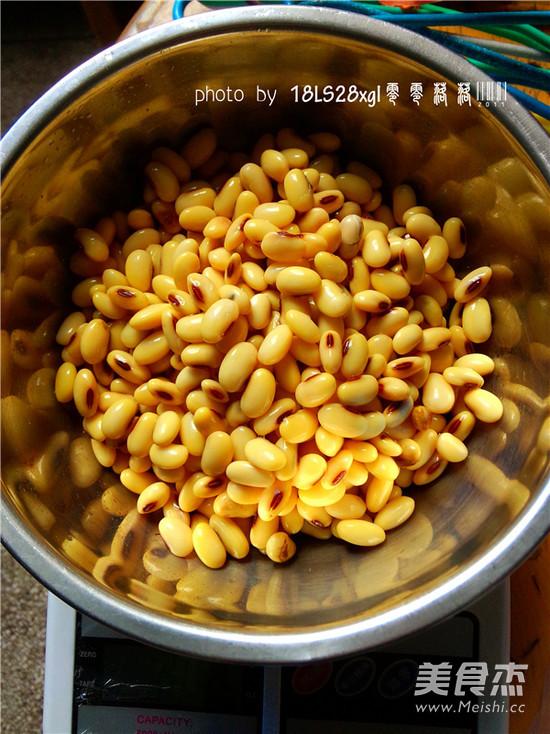 酱黄豆的做法图解