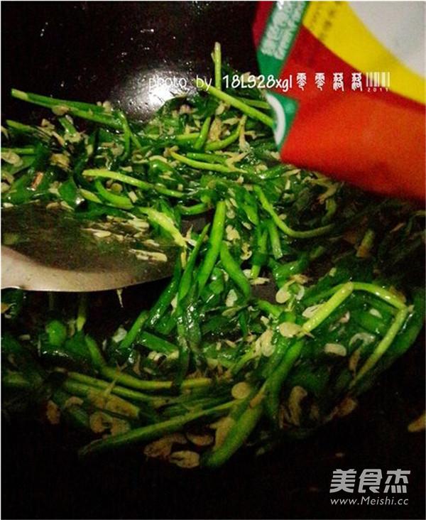 虾皮韭菜怎么吃