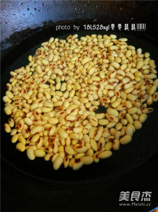 酱黄豆的家常做法