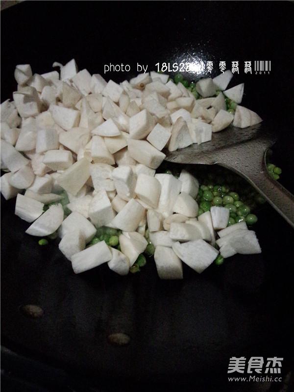素炒豌豆怎么吃