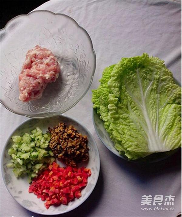 白菜卷的做法大全