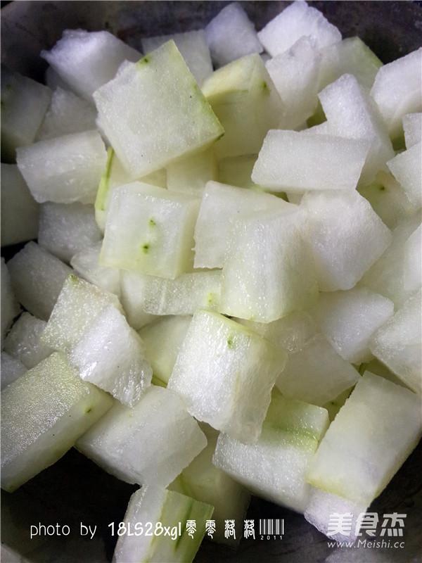 豆豉冬瓜的做法大全
