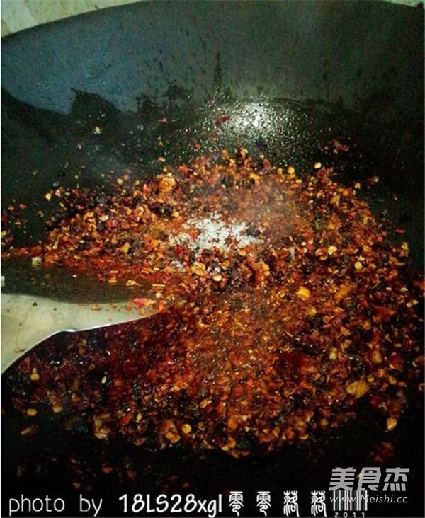 蒜蓉豆豉辣酱怎么煮