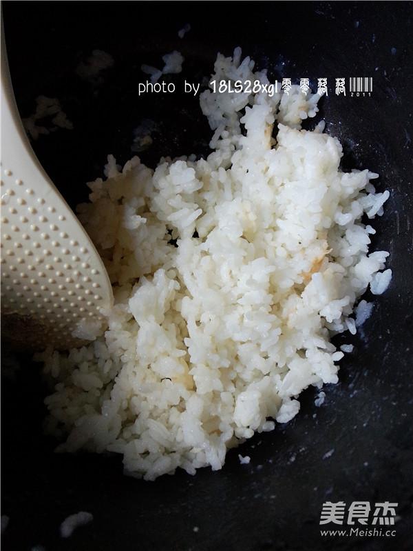 豉香炒饭的做法大全