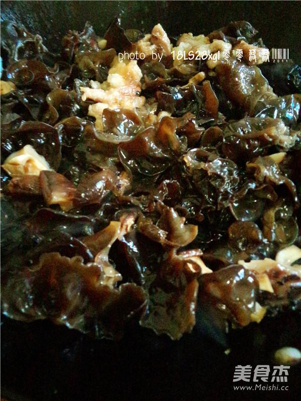 木耳香菇肉片怎么吃