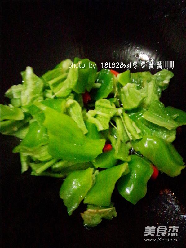 素炒荷兰豆的简单做法
