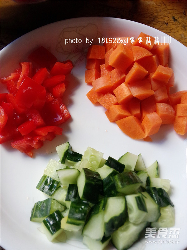 香甜菠萝饭的简单做法