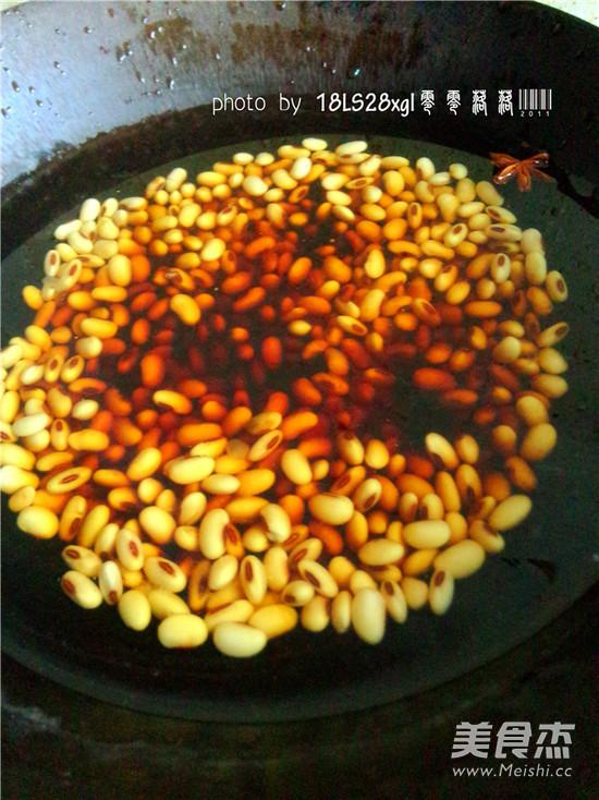 酱黄豆的简单做法