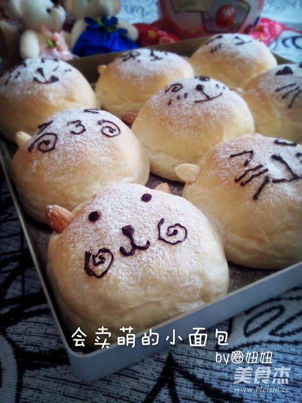 大脸猫小面包怎样炖