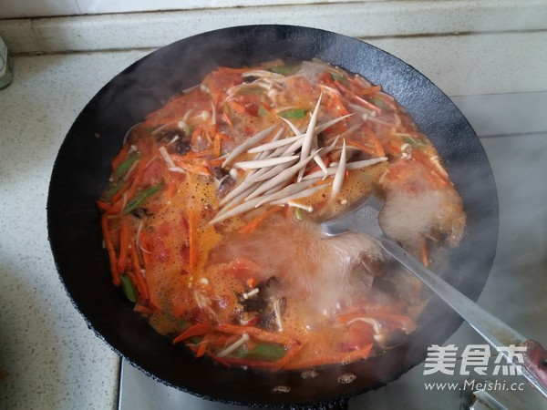 莜麦鱼鱼怎么煮