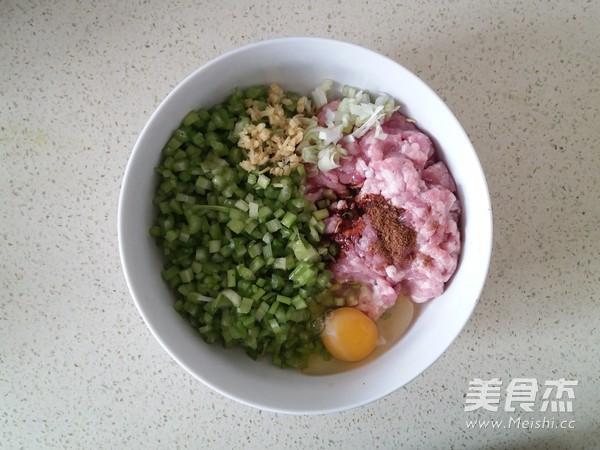 翡翠白玉饺的家常做法
