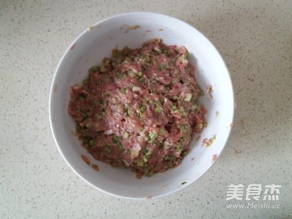 翡翠白玉饺的简单做法