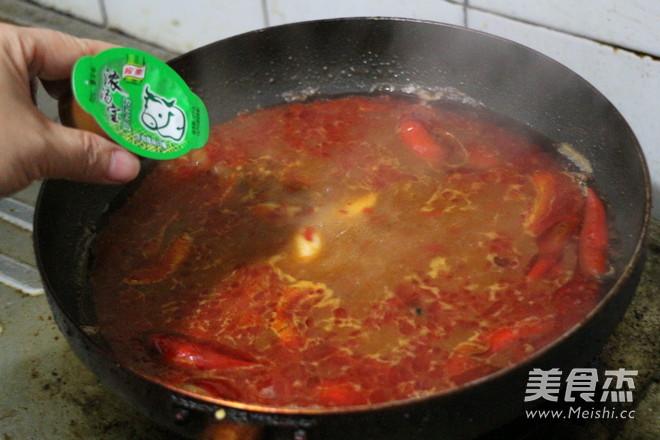 麻辣家乐浓汤宝牛肉火锅的简单做法
