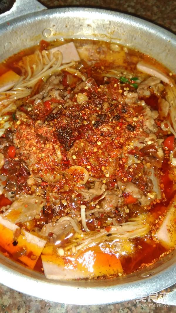 冒菜火锅怎样做