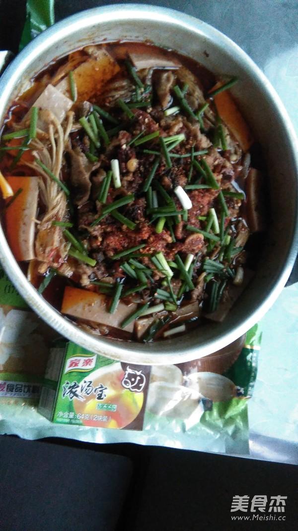 冒菜火锅怎样煮