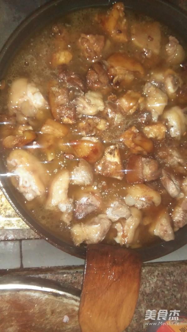 红烧猪蹄怎么煮