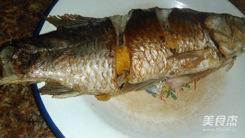 小葱鲫鱼怎么吃