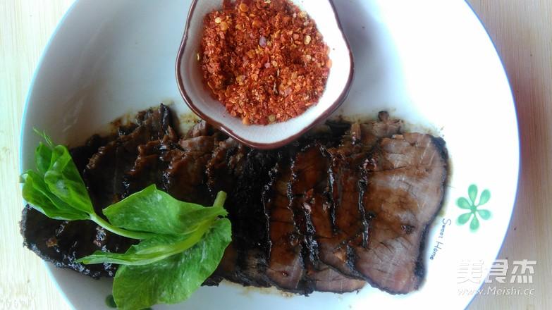 五香卤牛肉怎样煮