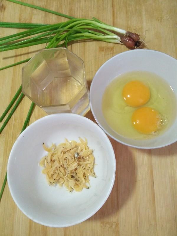 虾皮蒸蛋羹的做法图解