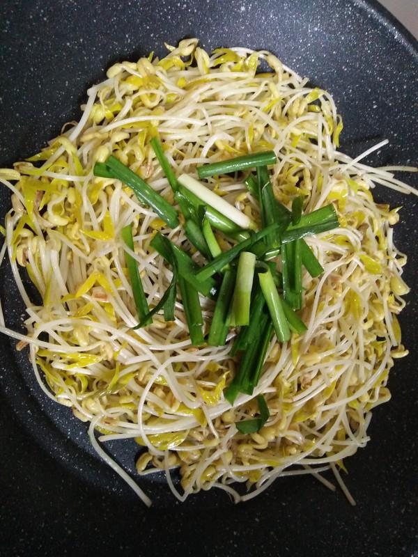 炒绿豆芽怎么吃