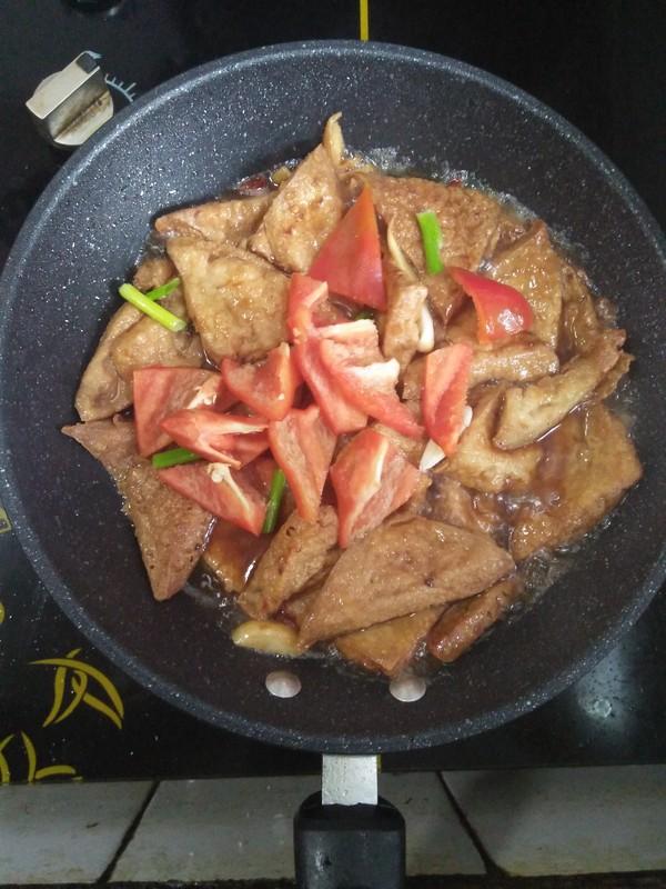 烧豆腐怎么煮