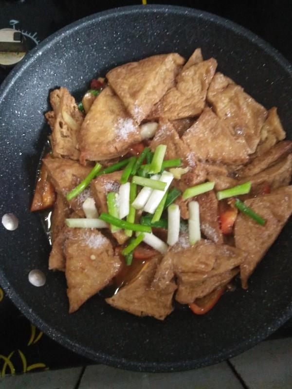 烧豆腐怎么炖
