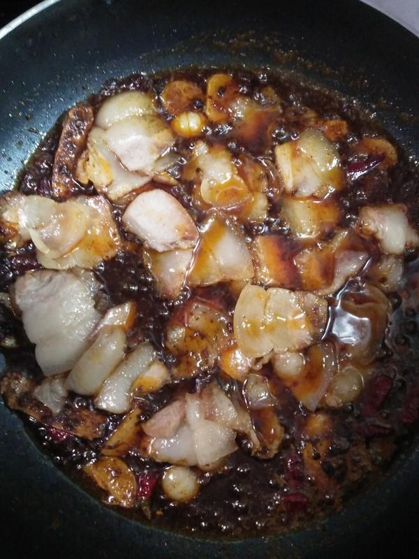 五花肉炒干锅怎么煮