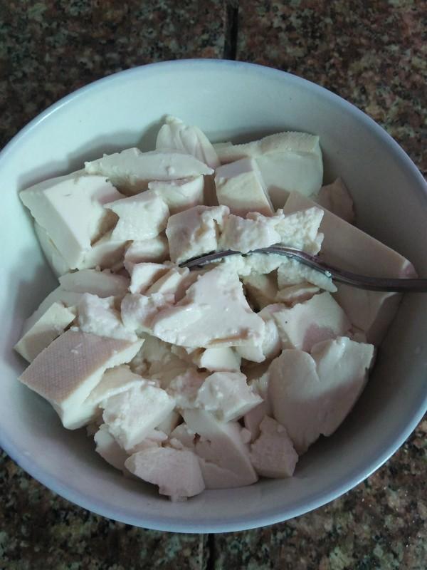 豆腐香菇丸子的做法大全