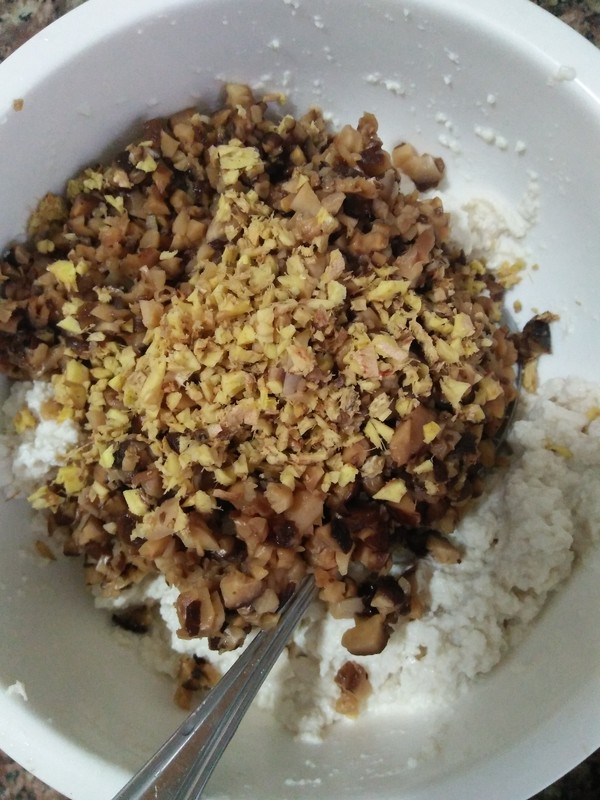 豆腐香菇丸子的简单做法