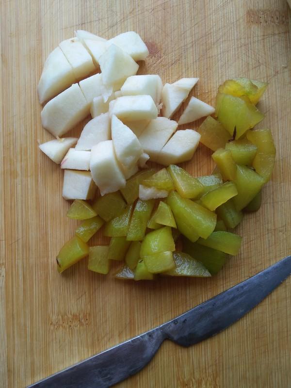 龟苓膏水果蜂蜜怎么煮