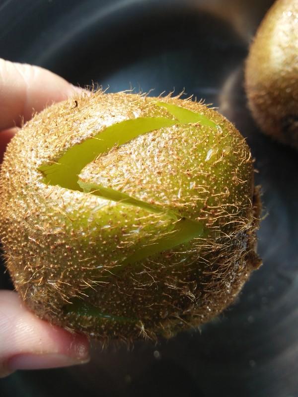 莲花猕猴桃的家常做法