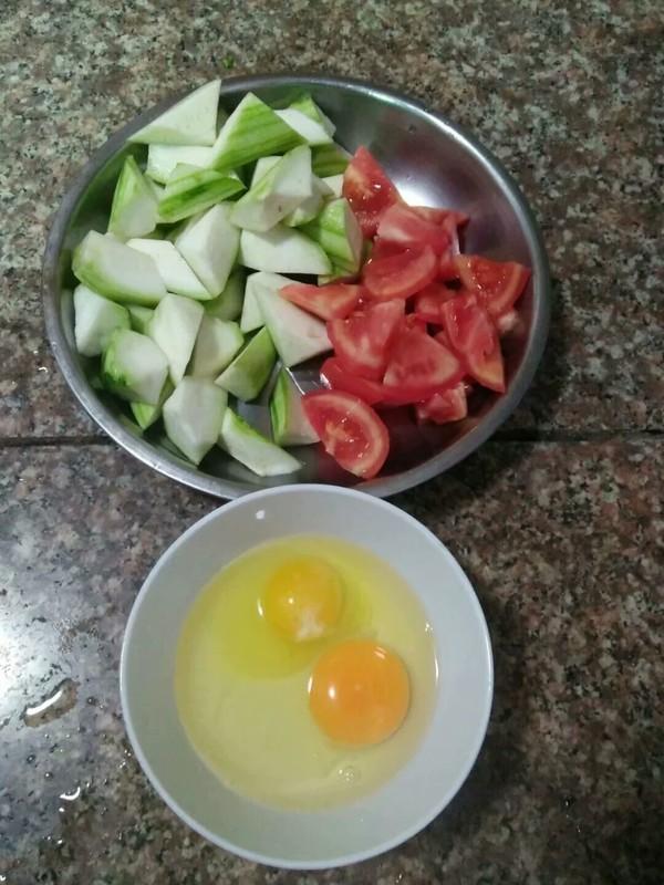 丝瓜番茄炒蛋的做法大全