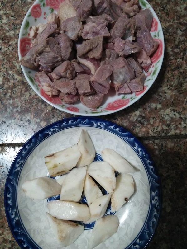 羊肉炖山药怎么吃