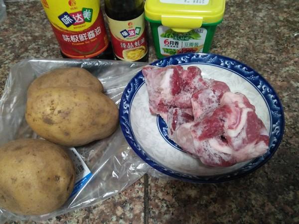 土豆烧牛腩的做法大全