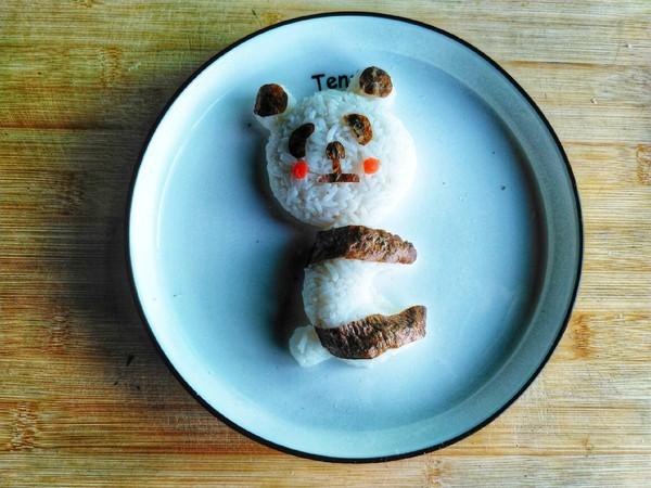 熊猫爱吃笋怎么炒
