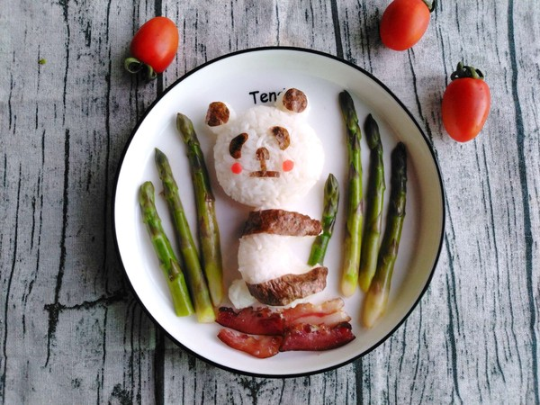 熊猫爱吃笋怎么煮