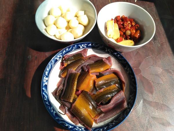 蒜香鳝鱼的做法大全