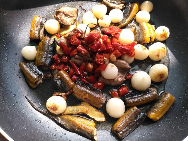蒜香鳝鱼的简单做法
